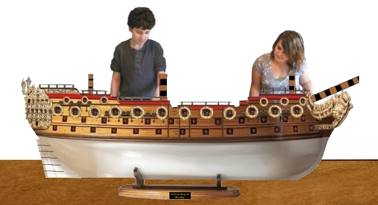 Model ship building planking Guide | Antiqu Boat plan