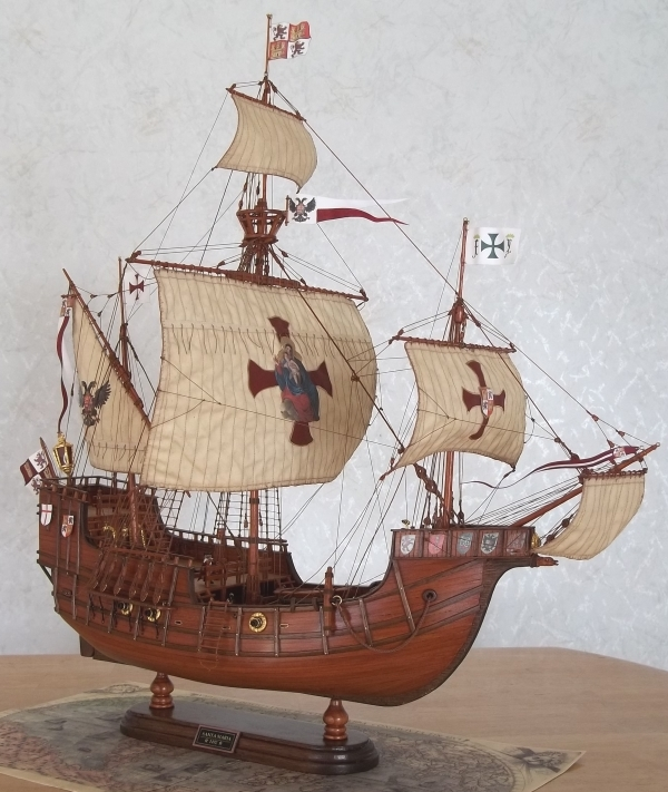 Columbus Flagship the Santa Maria