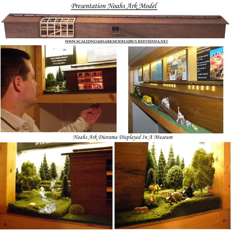 Noahs Ark Presentation Model