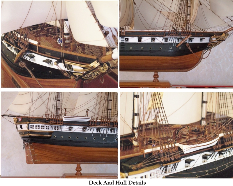 Hull And Deck Details